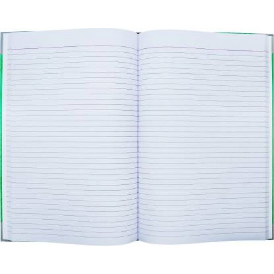 Case Bound | My Notes | 21x33 cm | Single Line | 72 Pages |Pack of 1 Pieces | Navneet Youva |VT22950