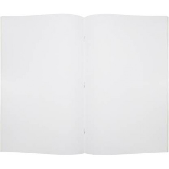 Unruled A4 Soft Bound Long Book| 140 Pages  | Size 21x29.7 cm Navneet Youva |VT23013