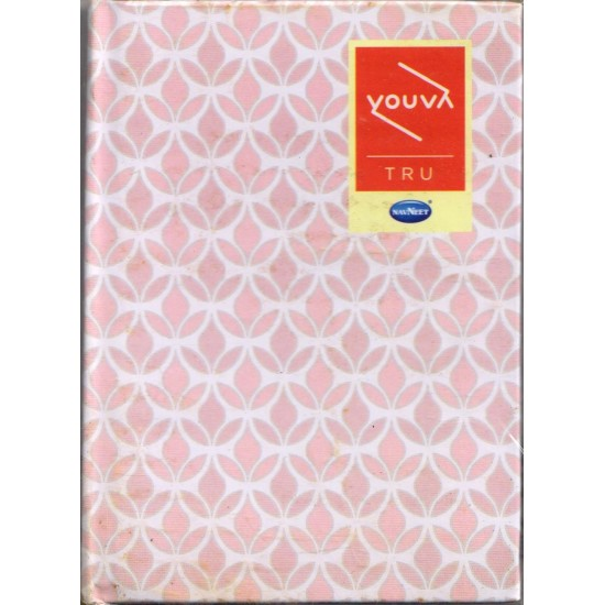 Pocket Diary | Case Bound|  180  Pieces |Single line |192 pages each |Size 7.4 cm x 10.5 cm | Navneet Youva |VT23081