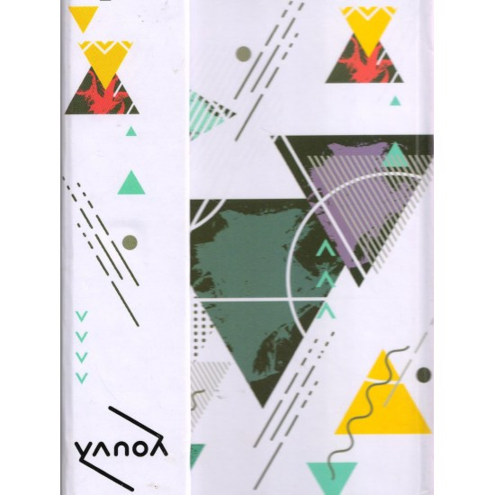 Casebound Magnetic Cover|  A6 size | Single Line |Pages 160 |VT23756 |Navneet